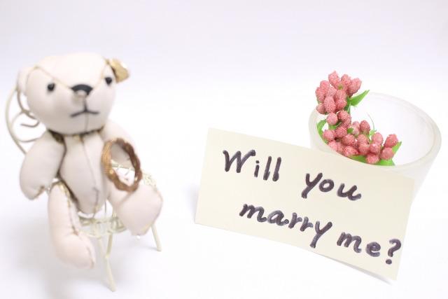 結婚の引き寄せ